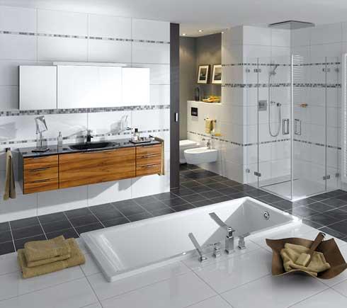 Красивая ванная фото 1