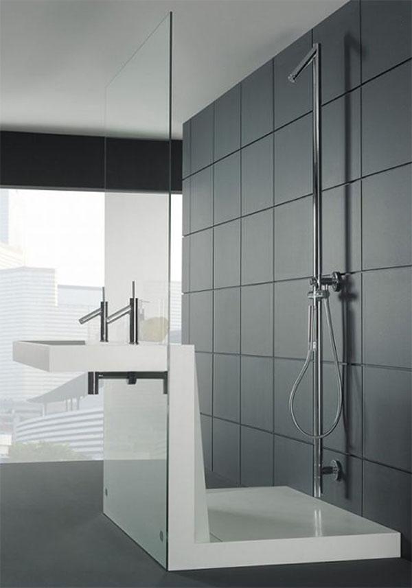 Элегантная ванная комната фото 1