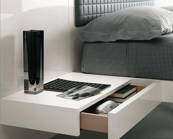 Простая, но современная спальня фото 3