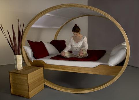 Кровать-качалка фото 1