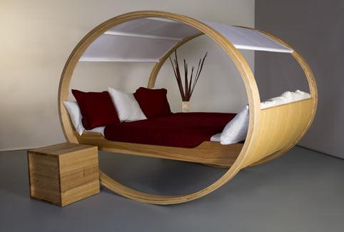 Кровать-качалка фото 2