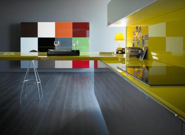 Жёлтая квартирка фото 2