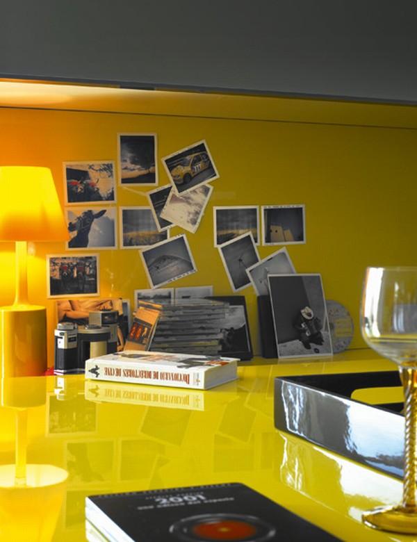 Жёлтая квартирка фото 3