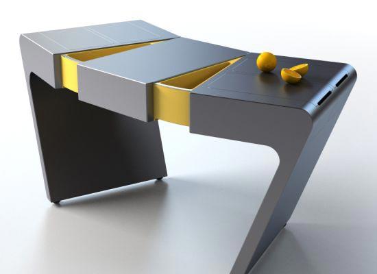 Кухонный стол-трансформер фото 1