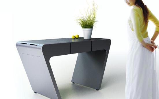 Кухонный стол-трансформер фото 3