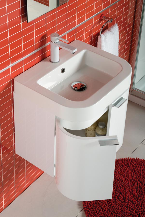Дизайн для малой ванной комнаты фото 2