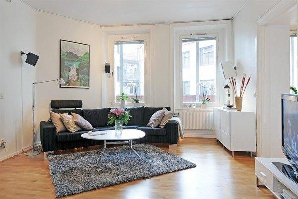 Современная уютная квартира фото 2