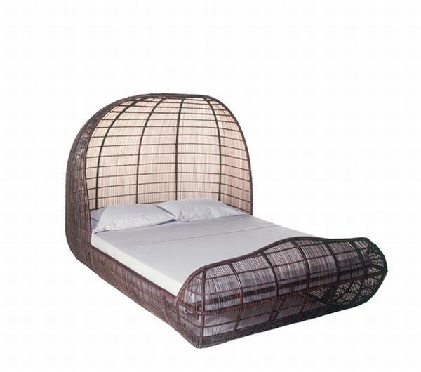 Стильные и уютные кровати фото 1