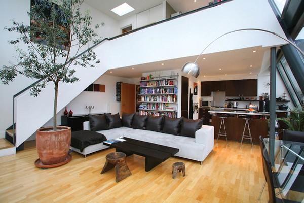 Очень просторная квартира фото 2