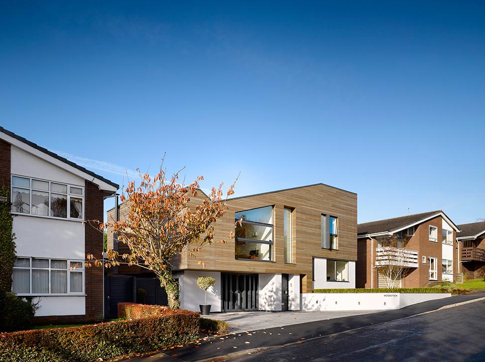 Современный и теплый дом - House 1005 фото 1