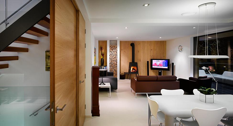 Современный и теплый дом - House 1005 фото 3