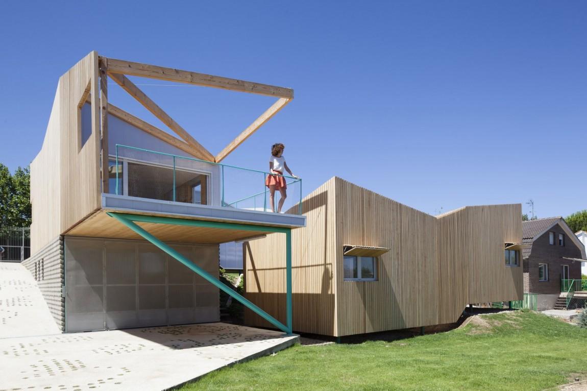 Современный модульный дом фото 5