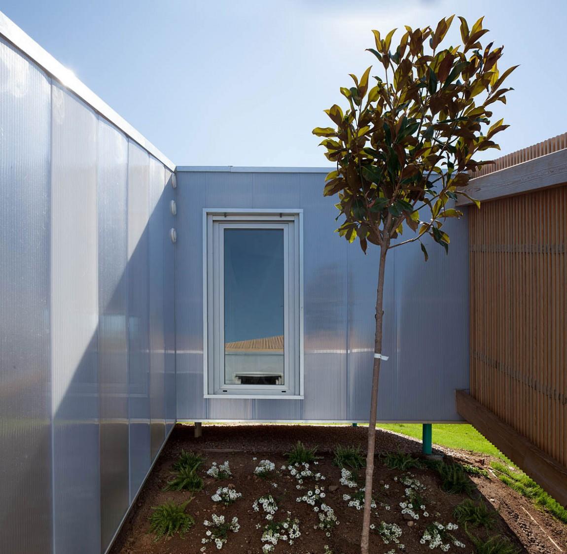 Современный модульный дом фото 7