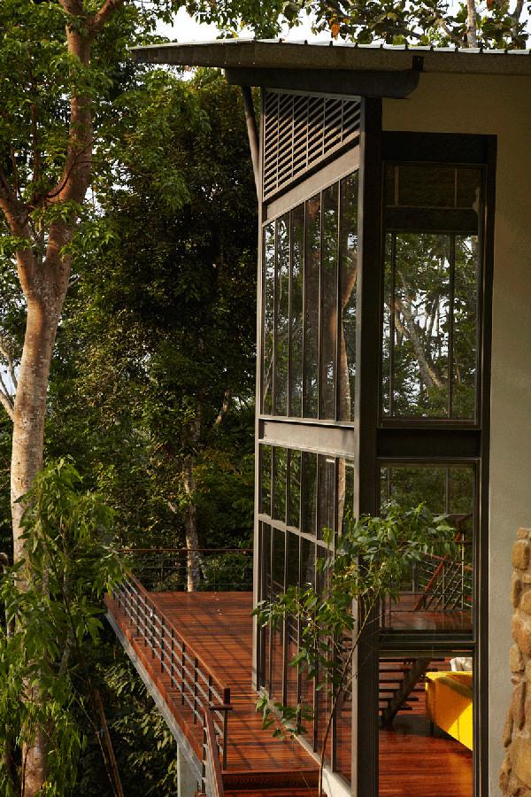 Уникальный и современный дом с великолепным видом фото 3