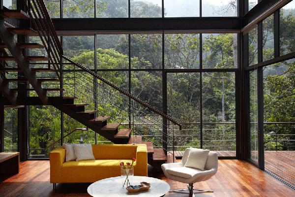 Уникальный и современный дом с великолепным видом фото 6