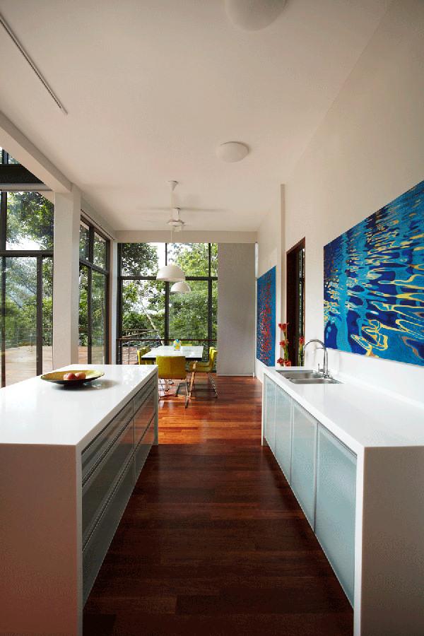 Уникальный и современный дом с великолепным видом фото 7