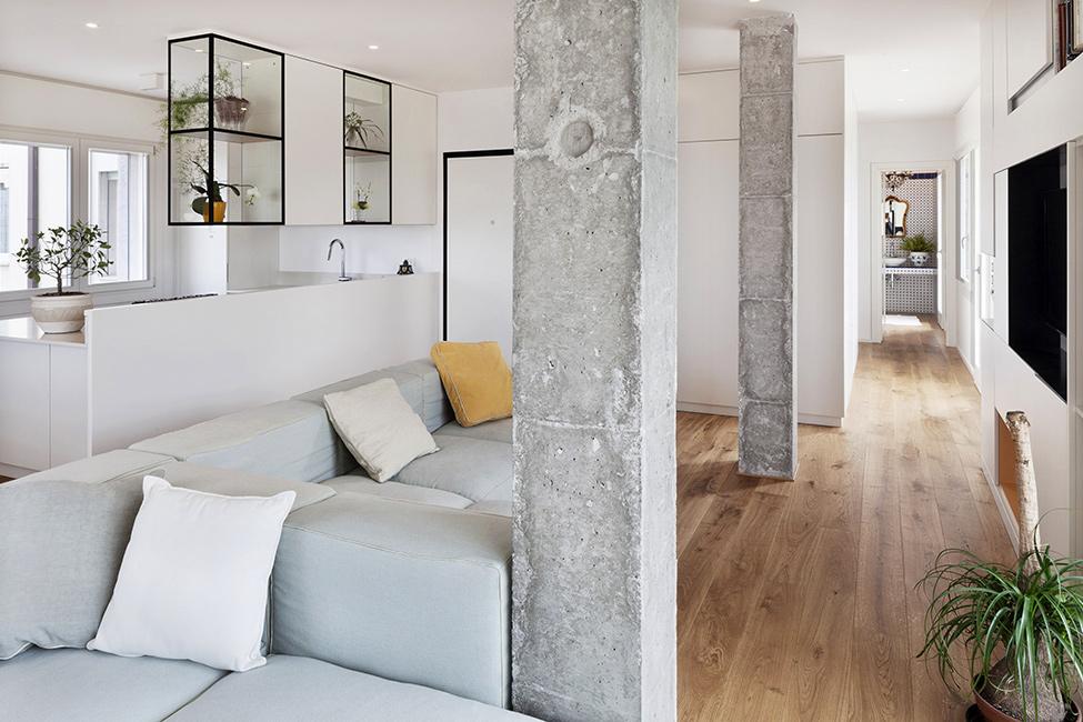 Дизайн ярких апартаментов фото 4