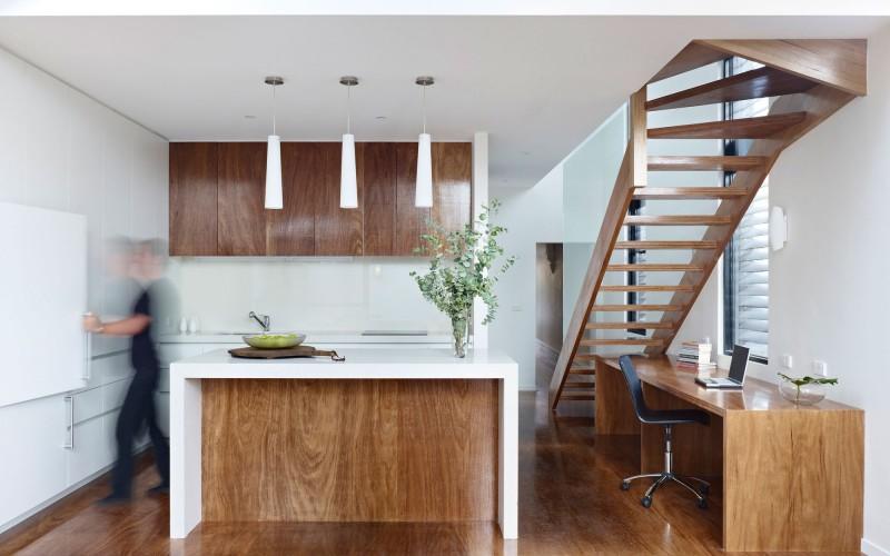 Дом с современной линией дизайна фото 7