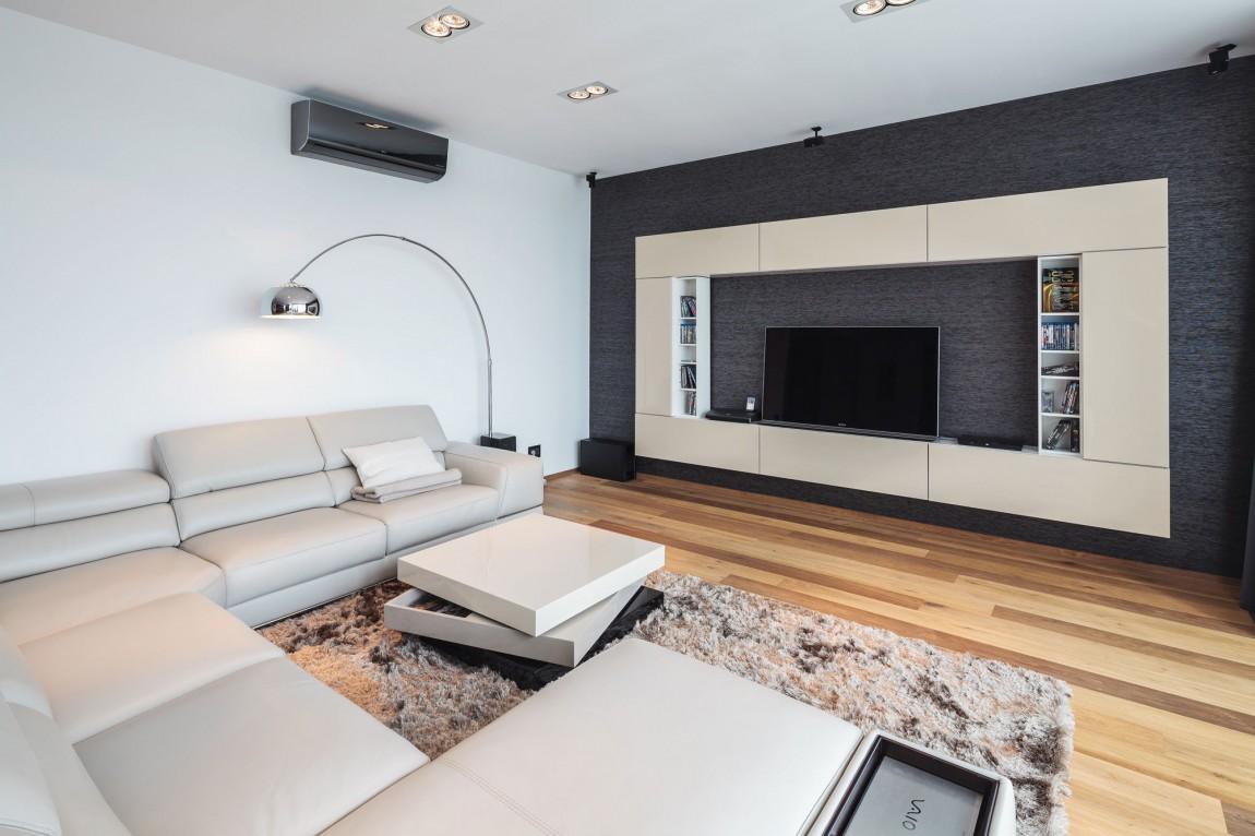 Двухэтажный пентхаус с изысканным интерьером фото 1