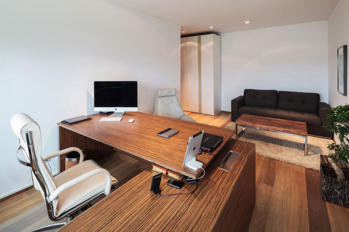 Двухэтажный пентхаус с изысканным интерьером фото 12