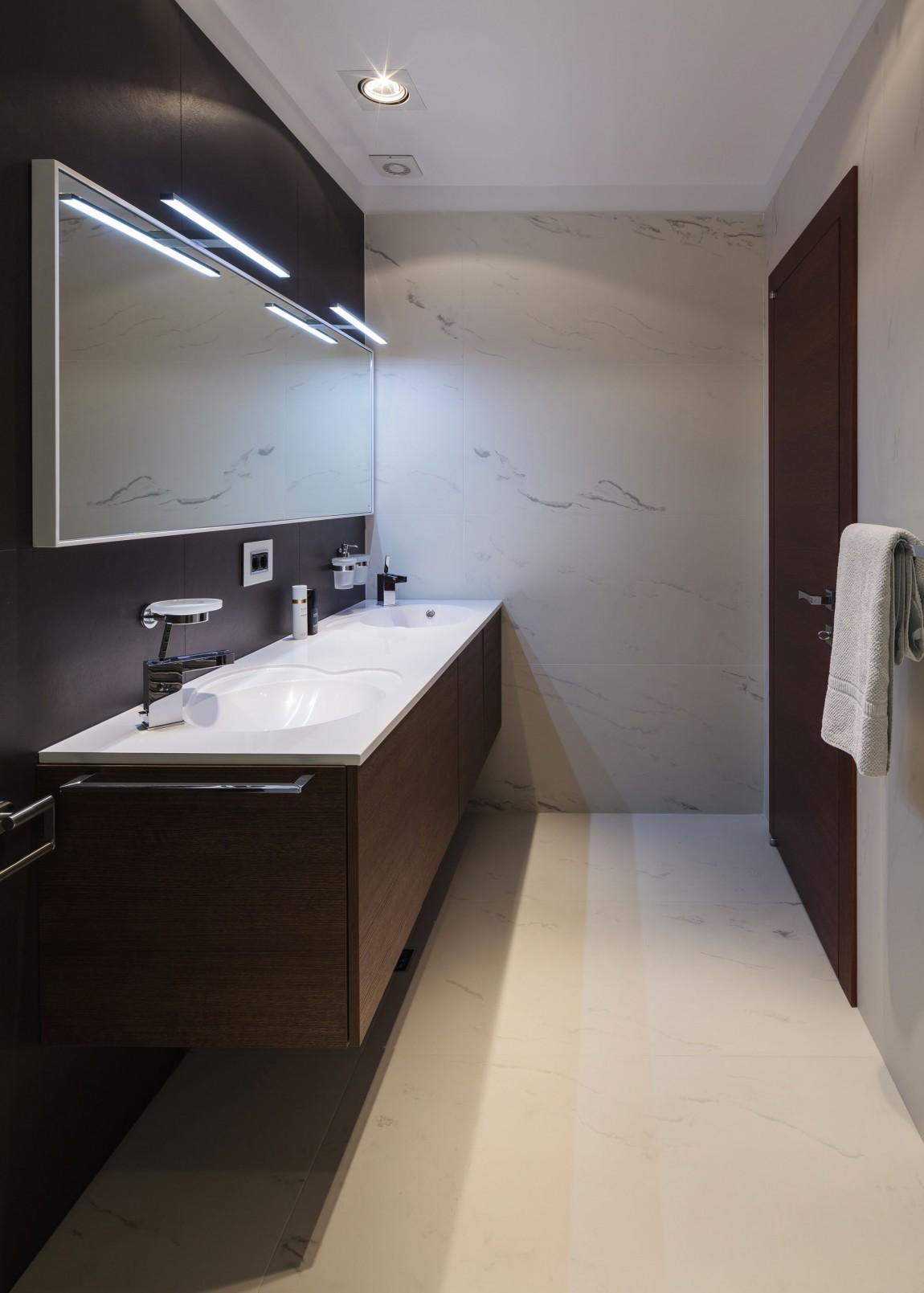 Двухэтажный пентхаус с изысканным интерьером фото 13