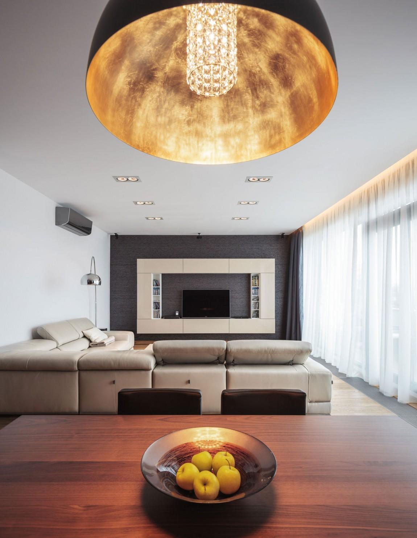 Двухэтажный пентхаус с изысканным интерьером фото 4