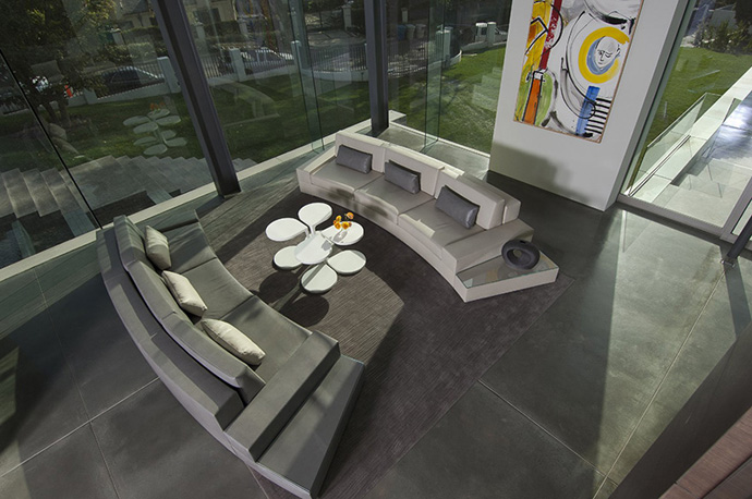 Функциональный и инновационный дом фото 13