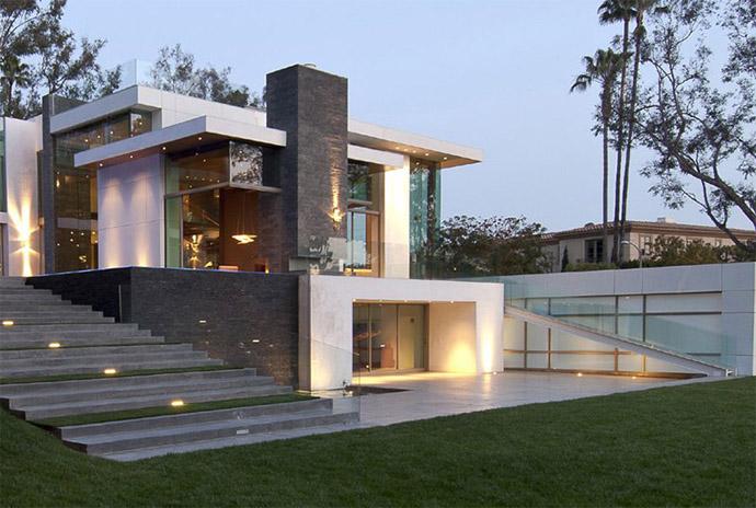 Функциональный и инновационный дом фото 2