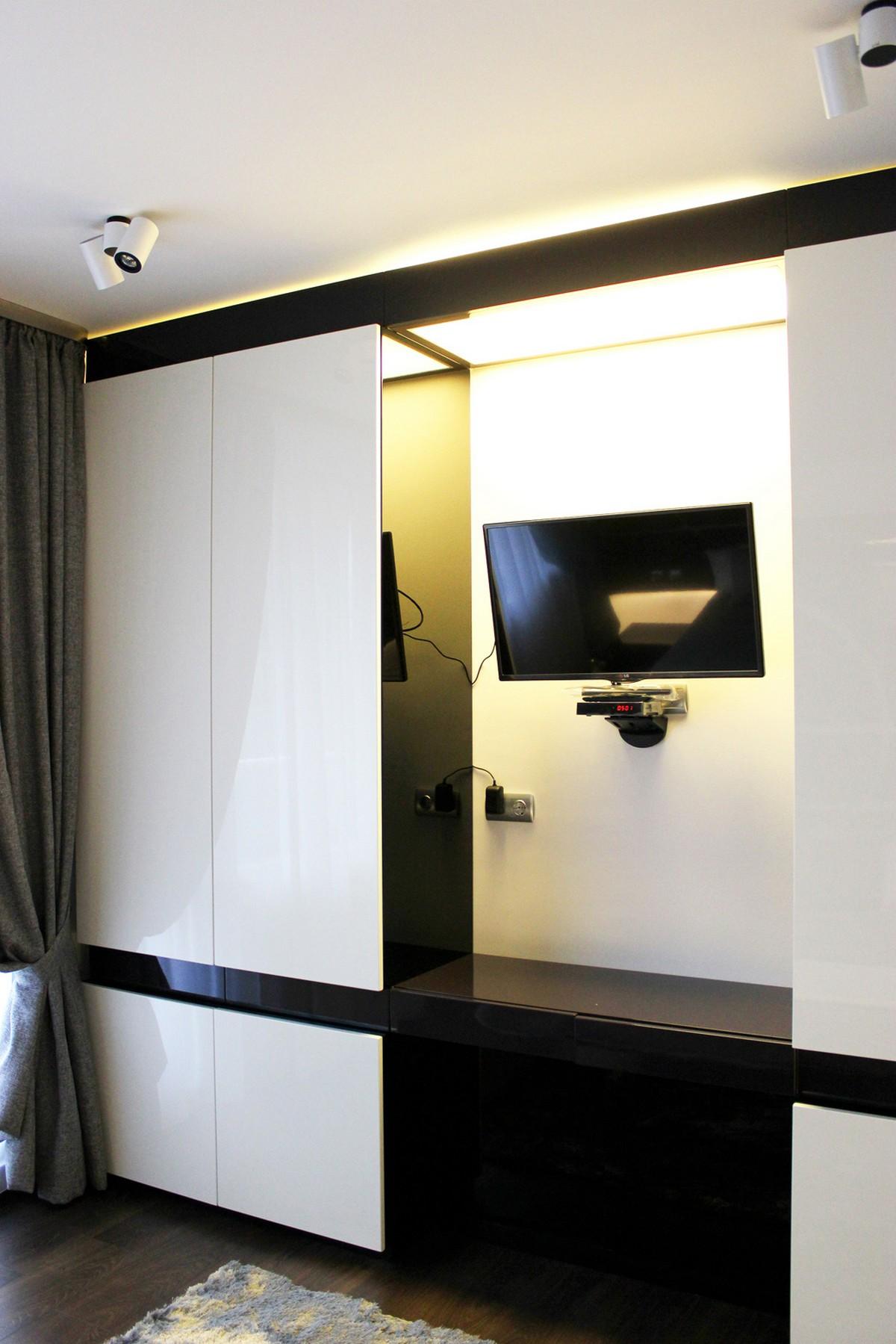 Футуристический дизайн интерьера частного дома фото 15