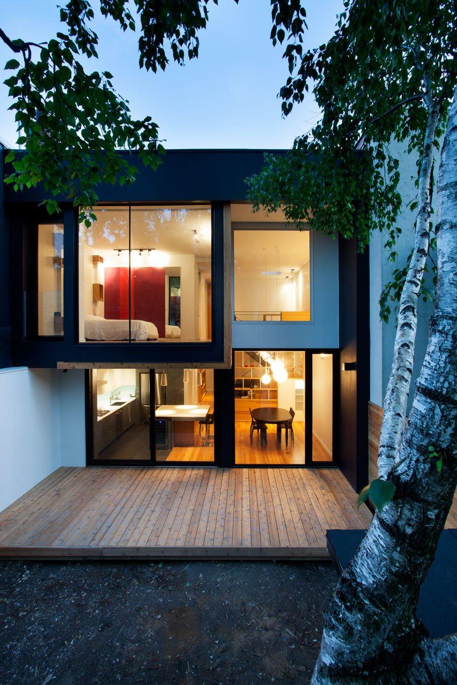 Обновленная квартира в Монреале фото 1