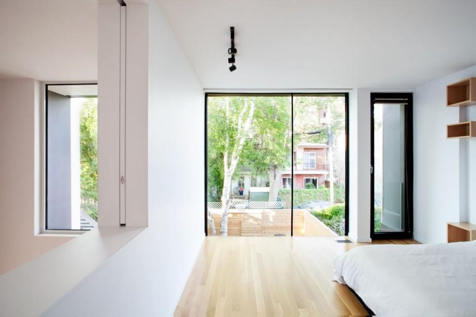 Обновленная квартира в Монреале фото 10