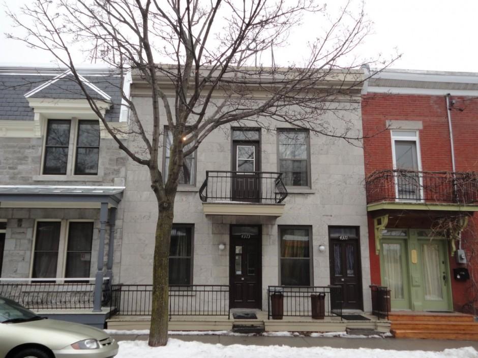 Обновленная квартира в Монреале фото 12