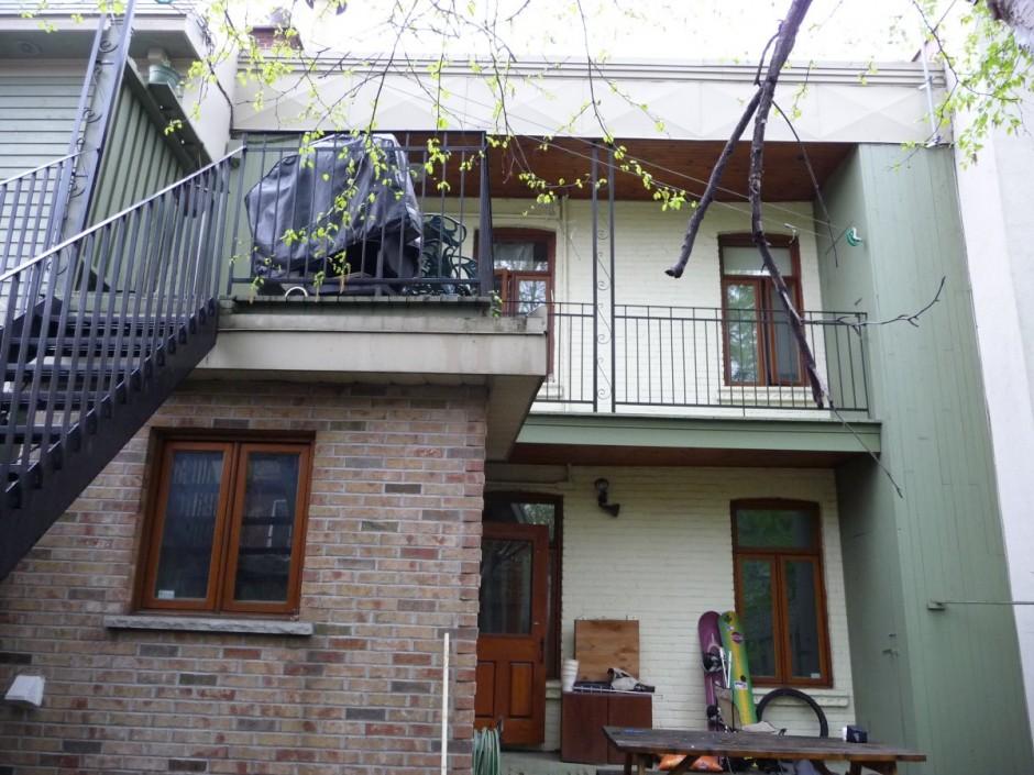 Обновленная квартира в Монреале фото 13