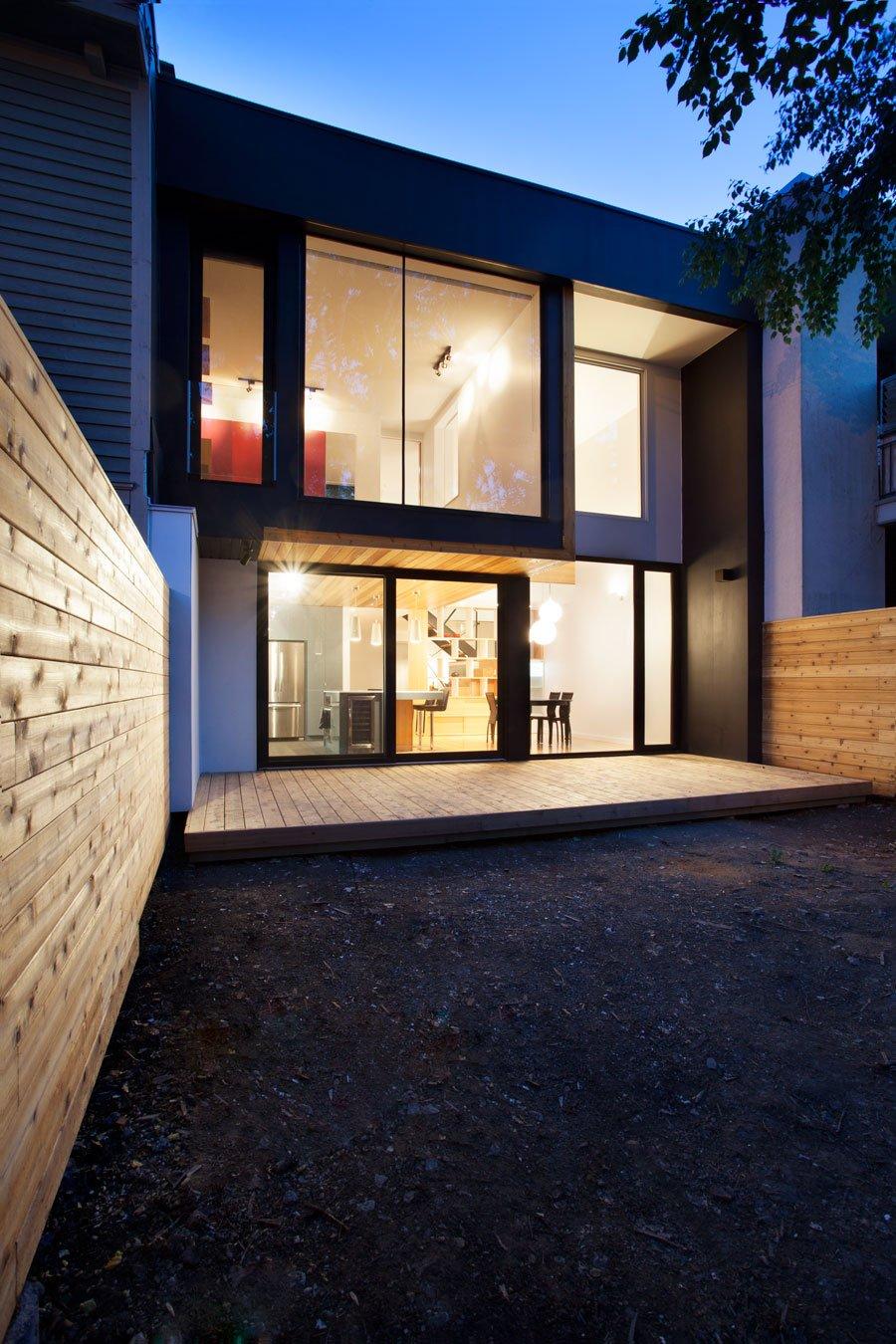 Обновленная квартира в Монреале фото 3