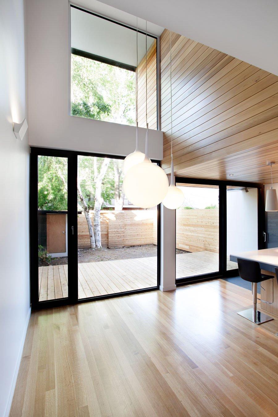 Обновленная квартира в Монреале фото 4