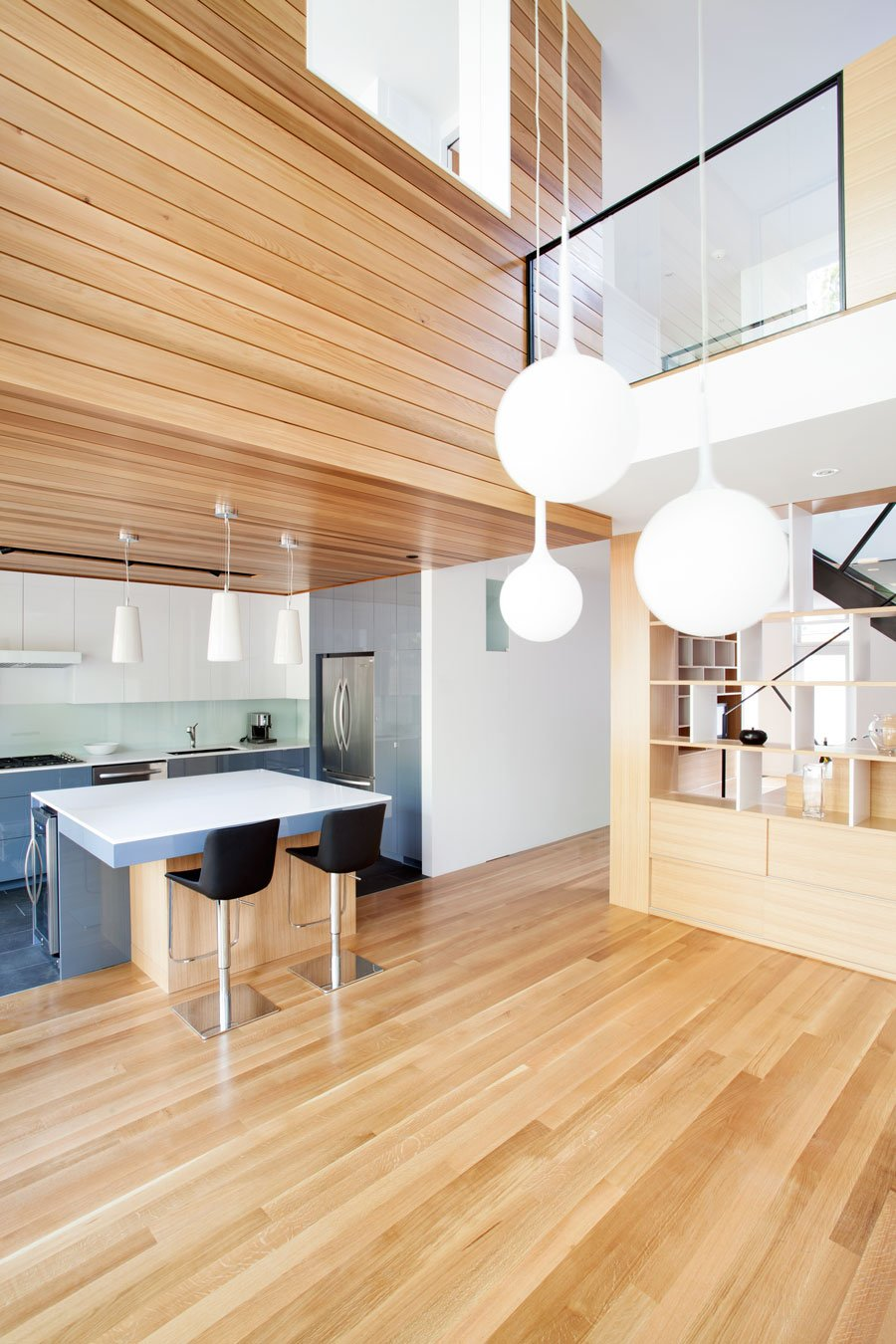 Обновленная квартира в Монреале фото 5