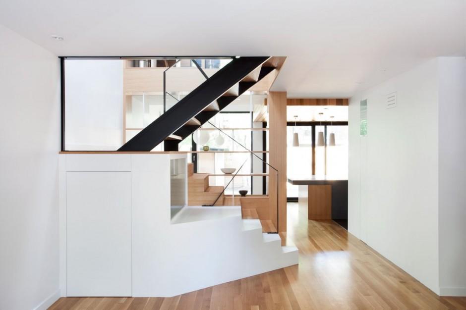 Обновленная квартира в Монреале фото 8