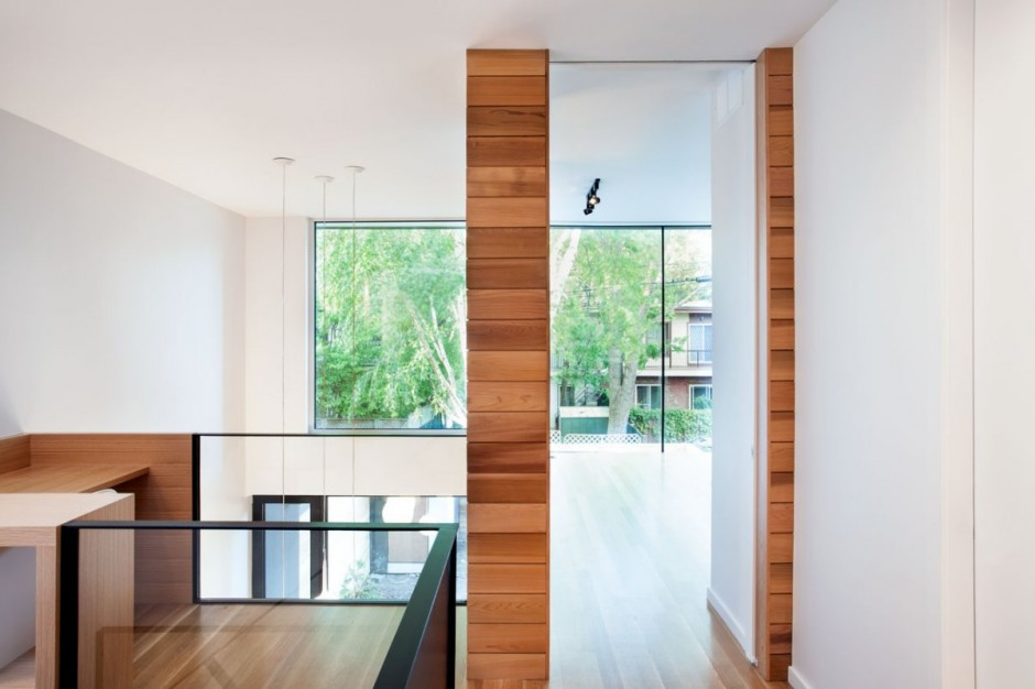 Обновленная квартира в Монреале фото 9