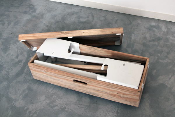 Практичная вешалка-шкаф фото 4