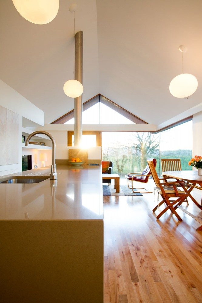 Преобразование старого сарая в замечательный дом фото 10