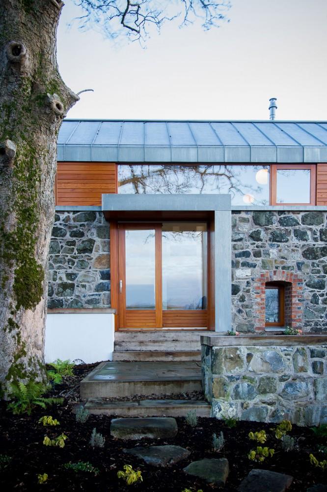 Преобразование старого сарая в замечательный дом фото 7