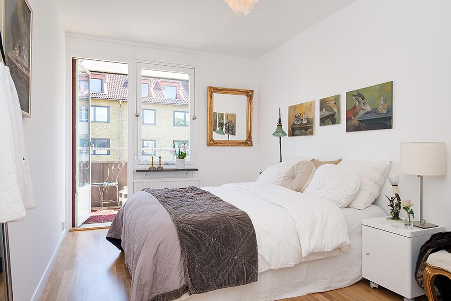 Реконструкция квартиры в Гетеборге фото 15