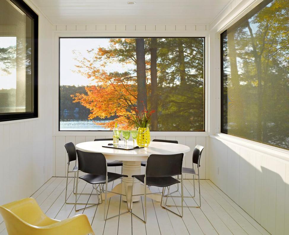 Современный проект жилища в Вермонте фото 8