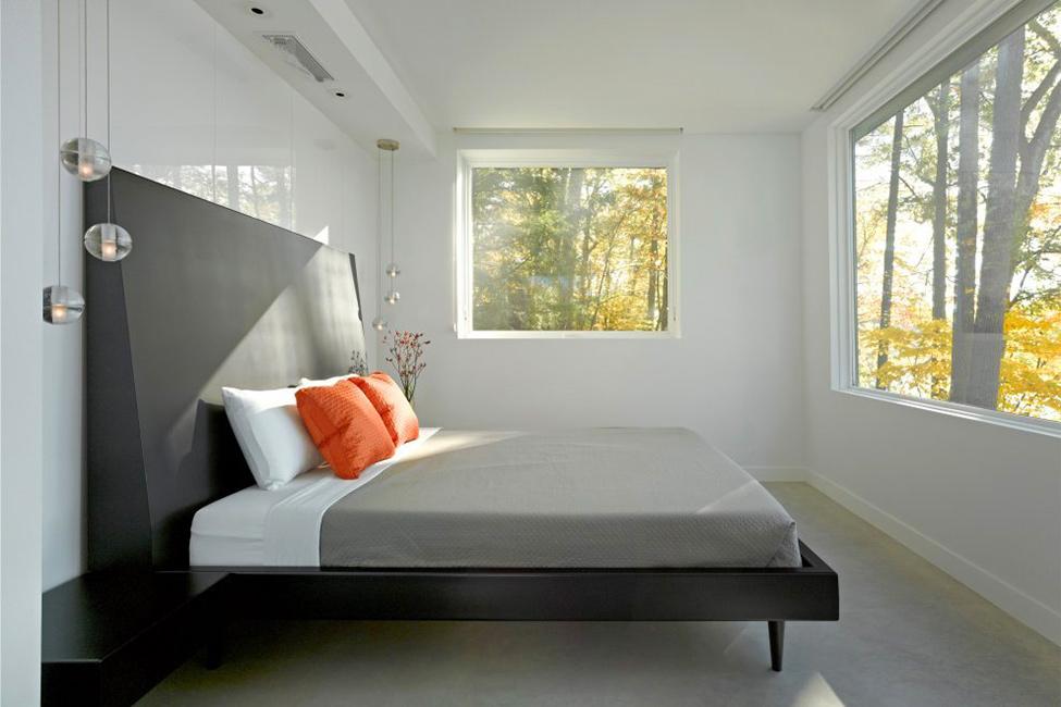 Современный проект жилища в Вермонте фото 9