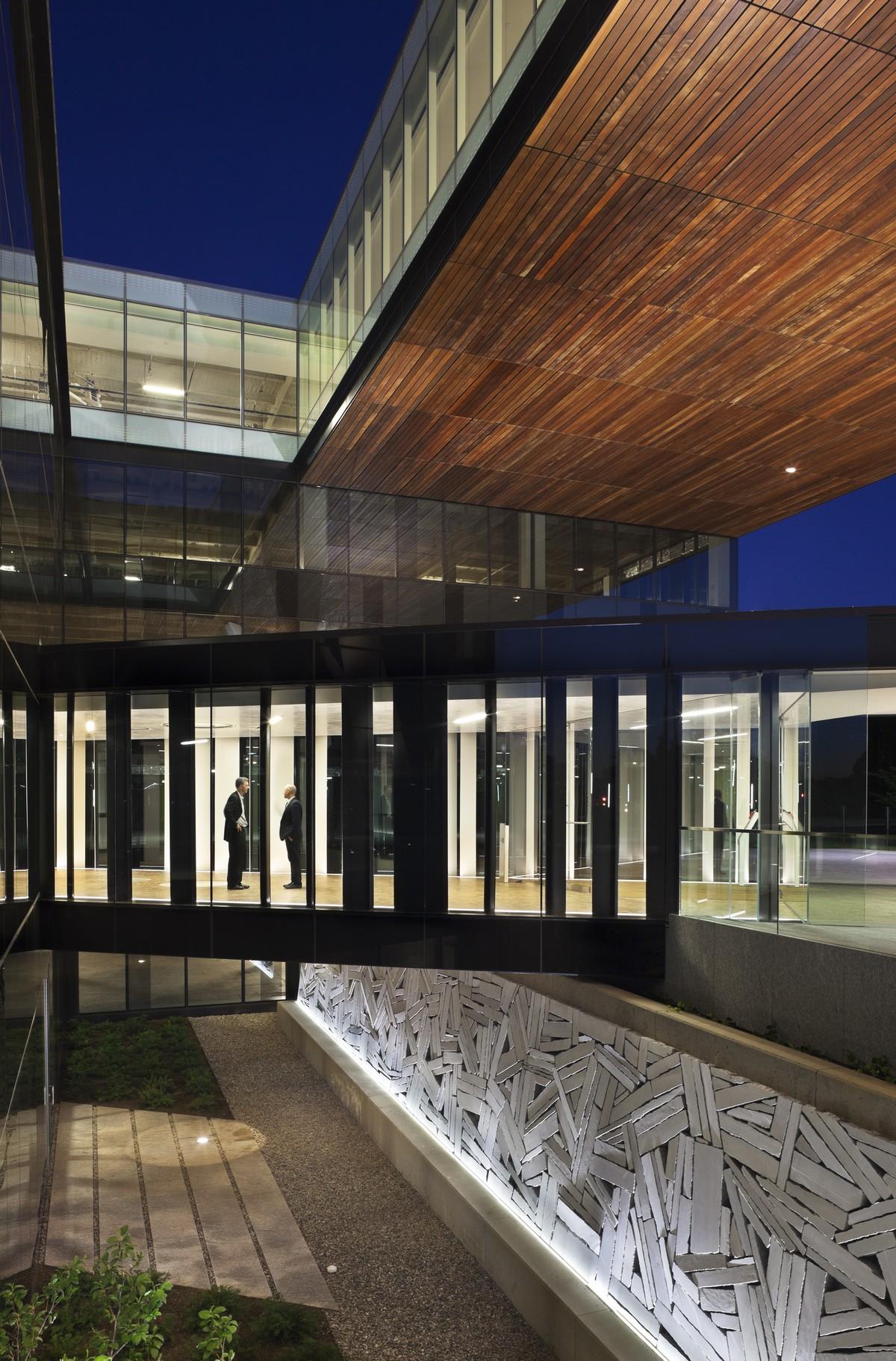 Уникальное офисное здание в Нью-Джерси фото 8