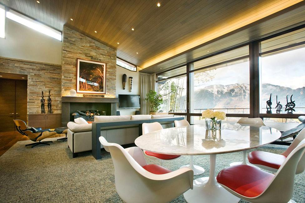 Уютная и современная резиденция в Аспене фото 5