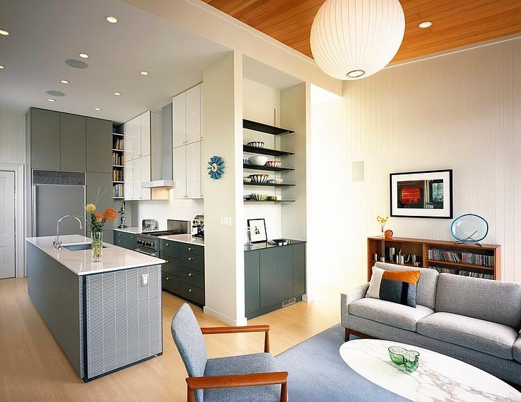 Обновление дизайна квартиры в Сан-Франциско фото 1