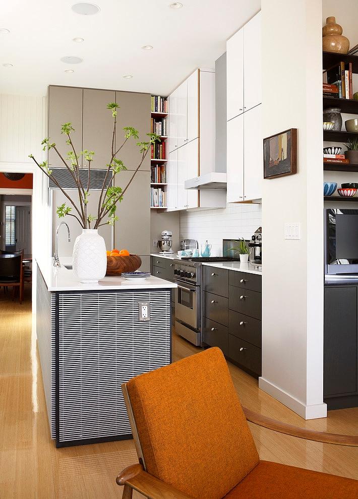 Обновление дизайна квартиры в Сан-Франциско фото 2