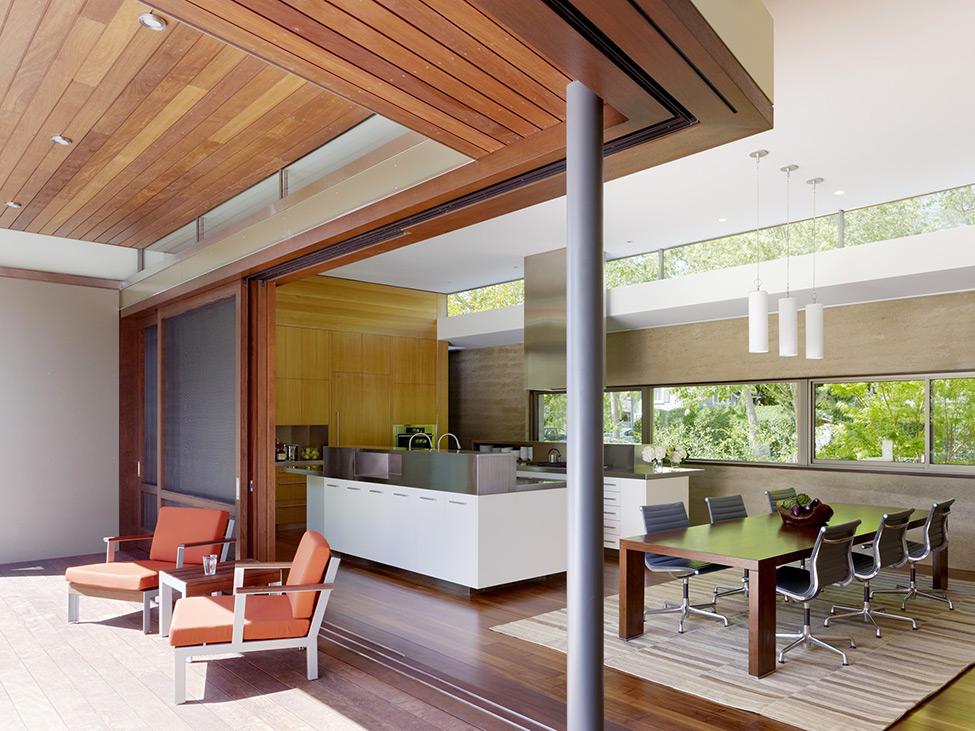 Вдохновляющий  и комфортный дом в Калифорнии фото 11