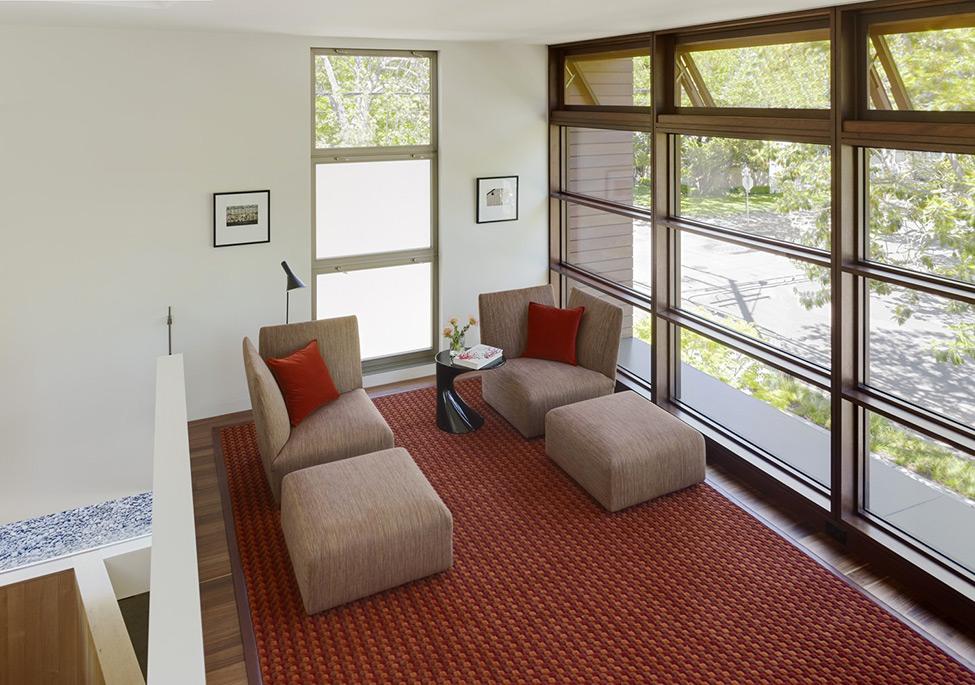 Вдохновляющий  и комфортный дом в Калифорнии фото 17